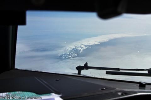 Eyjafjallajøkull 20 apr 2010