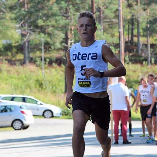 Leif Torbjørn Næsvold til European Youth Olympic Festival
